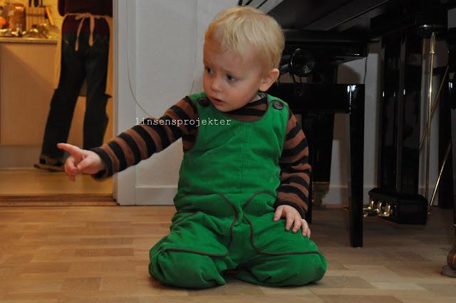 hjemmesyet børnetøj