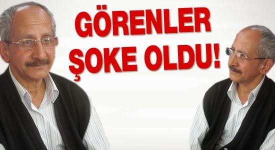 Kemal+Kılıçdaroğluna+benzeyen+adam