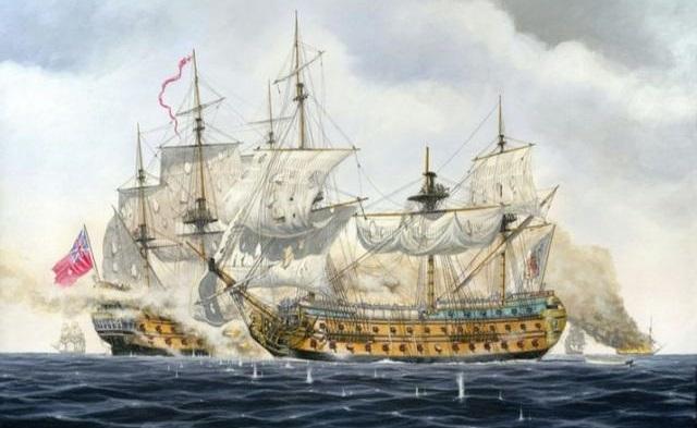Las historias de doncel la aventura del glorioso un for Todo sobre barcos
