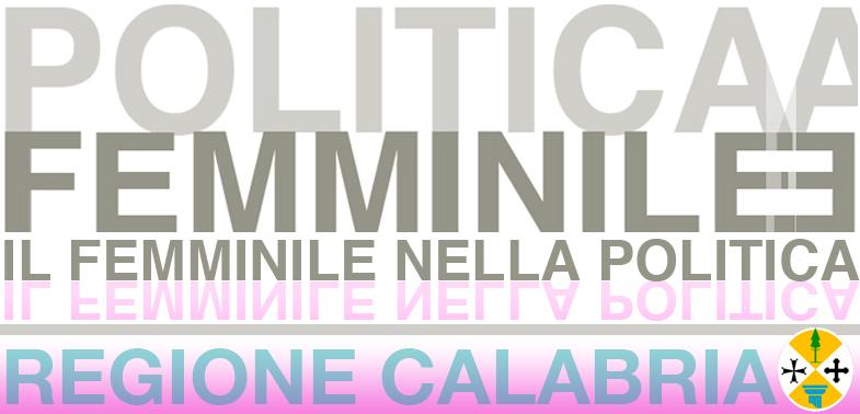 Politica Femminile Regione Calabria
