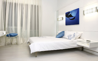 el blanco es el rey fotografias de habitaciones modernas