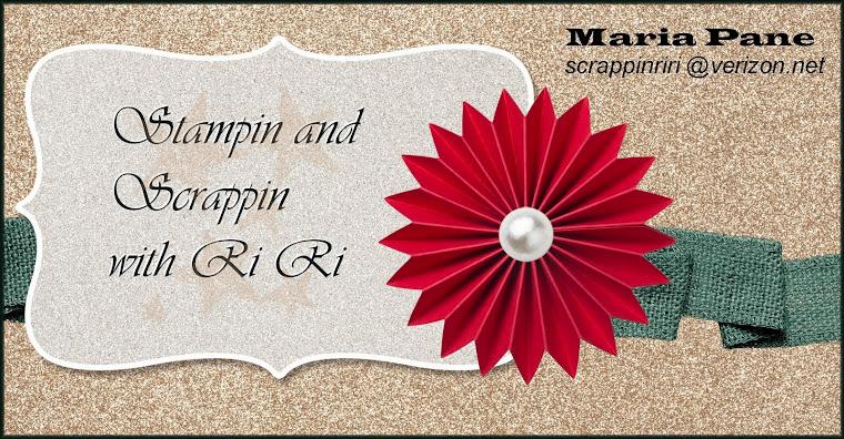 Stampin and Scrappin With Ri Ri