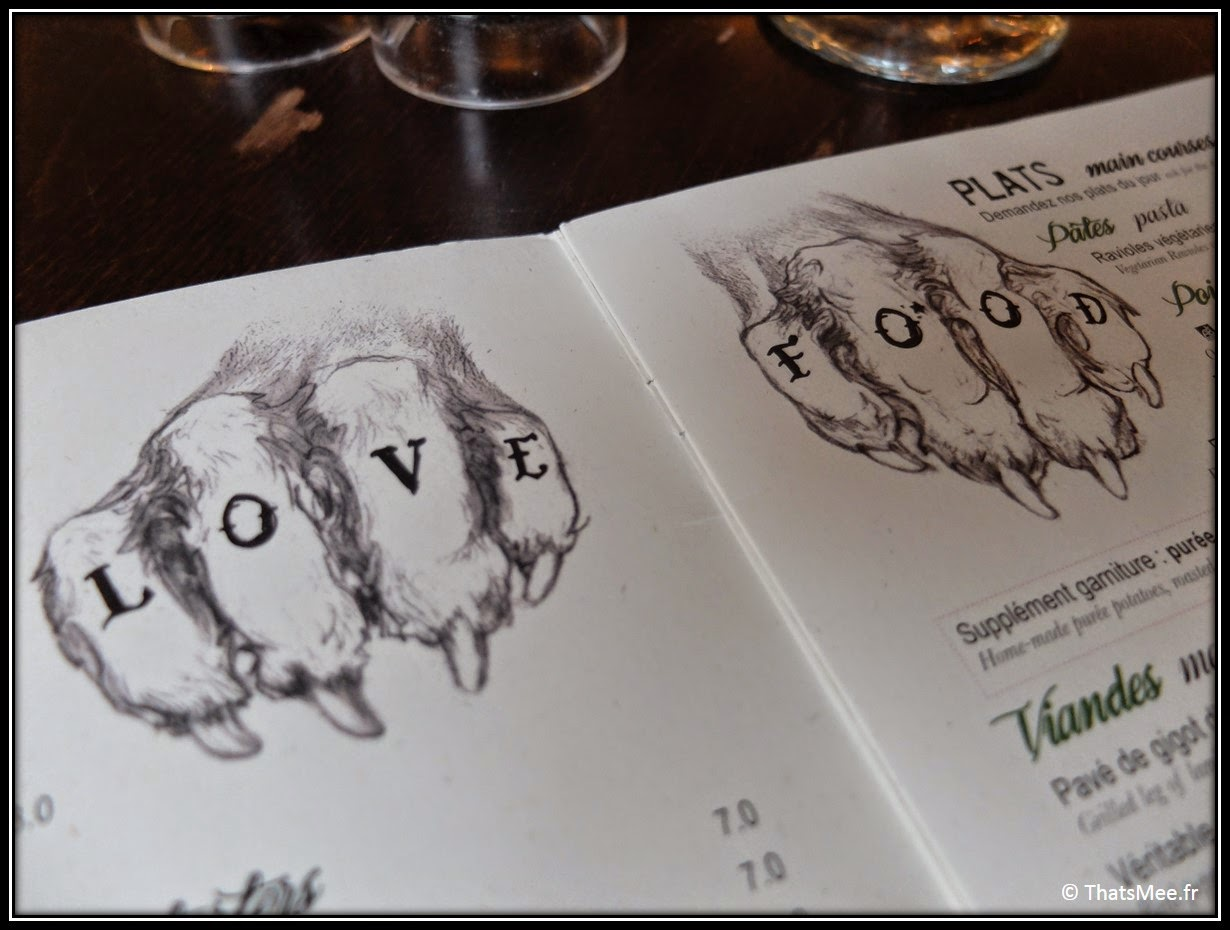 love food moto restaurant rotisserie Loupe rue du Louvre Paris