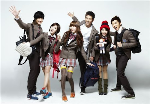 Soundtrack Lagu Dream High, Soundtrack Dream High