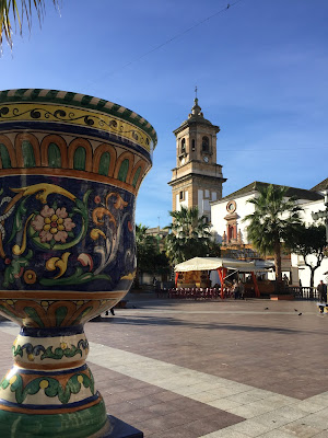 Photo of Algeciras, Spain, Plaza Alta