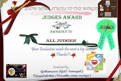 Gr8 to be a judge for the event