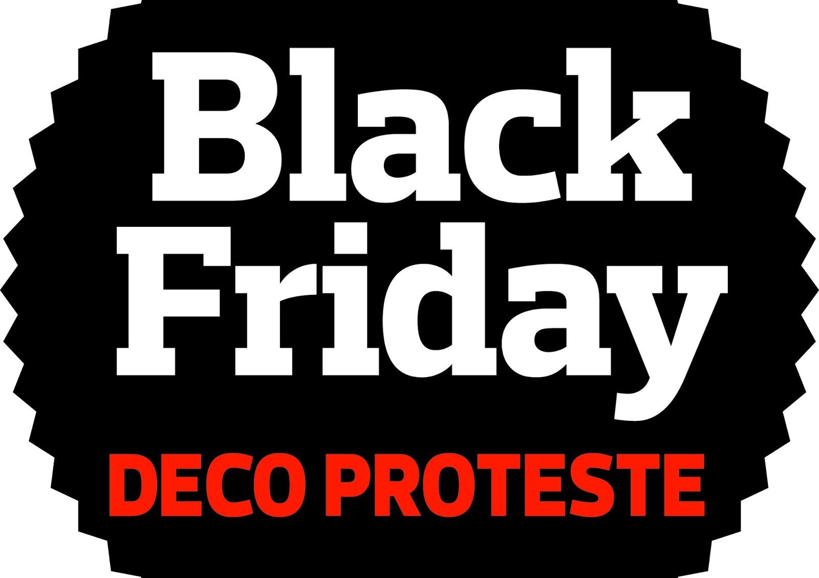 como sobreviver ao black friday deco proteste as viagens dos vs. Black Bedroom Furniture Sets. Home Design Ideas