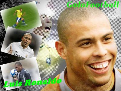 Ronaldo Luís Nazário de Lima HD Wallpaper