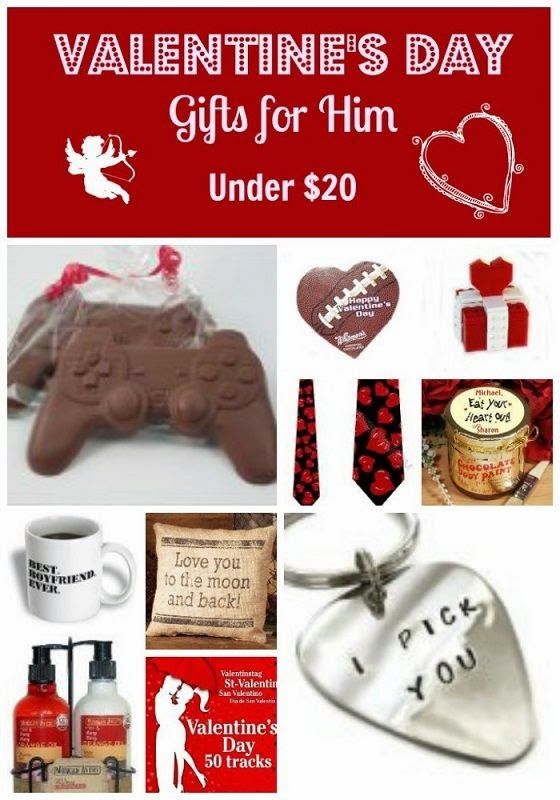 40 ideas of valentine day gifts for him hot sexy beauty club for Cute valentines day gifts for men
