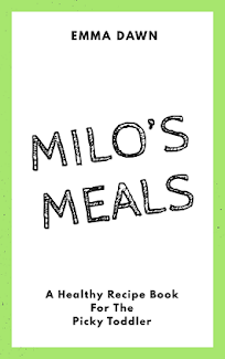 Milo's Meals Available on Amazon