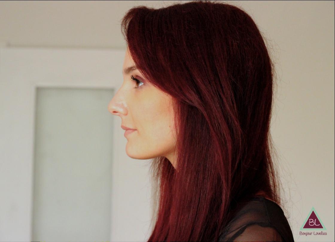 aprs au soleil - L Oreal Coloration Rouge