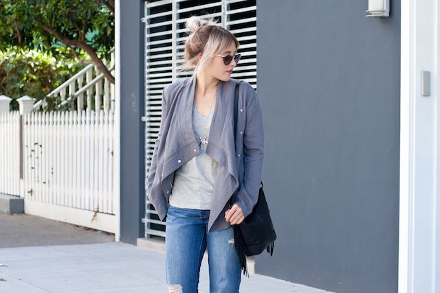 casual cool outfit ideas for fall by Stone Fox Style a San Francisco Fashion Blog