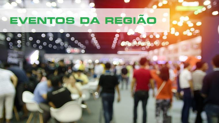 CONFIRA OS ÚLTIMOS EVENTOS NA REGIÃO