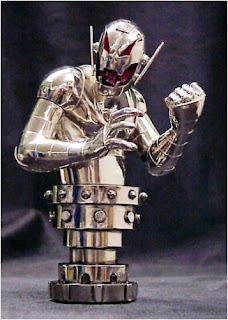 The Avengers - Age of Ultron (Film/Movie) Review - Ultron Mini Bust Product