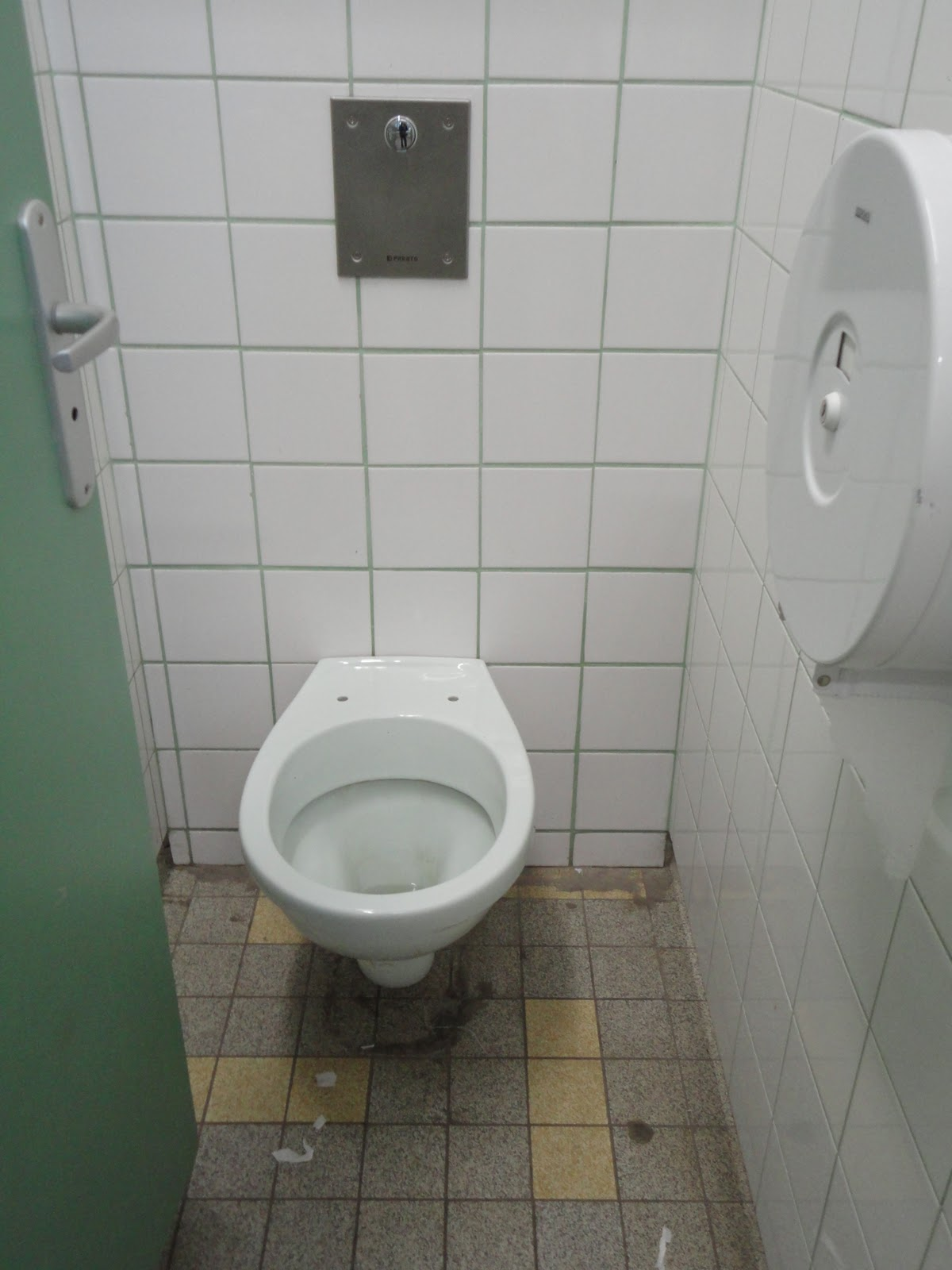 french toilet