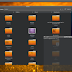 MediterraneanDark/FlatStudioDark: Two Amazing Dark GTK 3.6 Themes For Ubuntu 12.10/Linux Mint 14