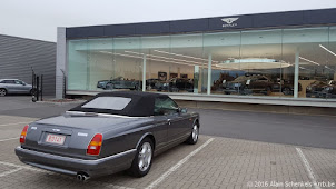 Nouvelle concession Bentley Brussels