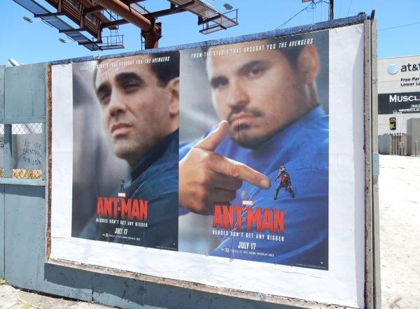 AntMan film posters