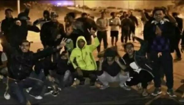 Τζιχάντ στην Πάτρα: Ορδές λαθρομεταναστών κινήθηκαν απειλητικά φωνάζοντας «Αλλάχ Ακμπάρ»