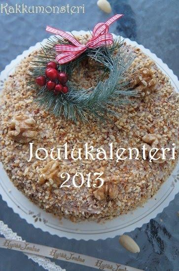 Joulukalenteri 2013