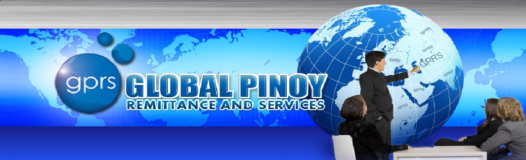 Global Pinoy Remittance and Services Franchise Business