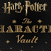 Liberada capa de Harry Potter: The Character Vault!