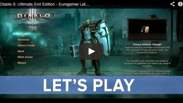 Diablo 3 Hadirkan Resolusi 1080p di Xbox One