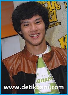 Hardi Fadhillah Pemeran Samsul di Sinetron Kampung Akik