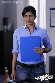 Aparna Nair in Mumbai Police stills