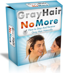 A Proven Method to Reverse Gray and White Hair