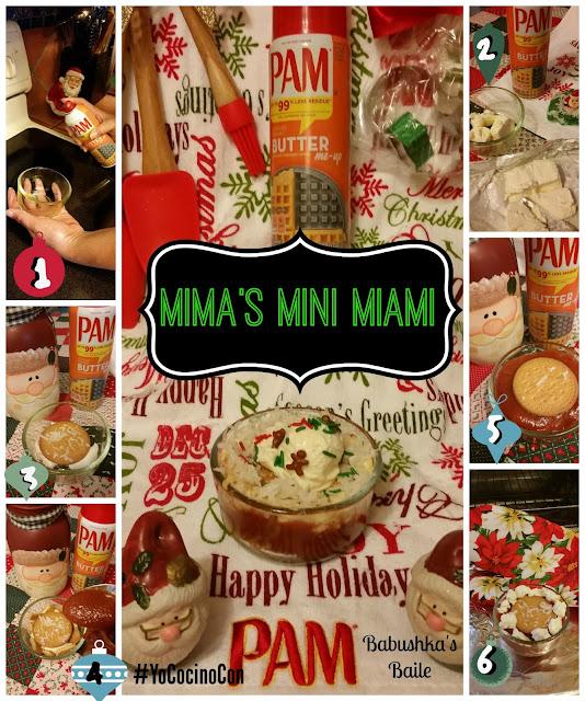 Mimas Miami Mini Guava CreamCheese PAM Maria Cookies