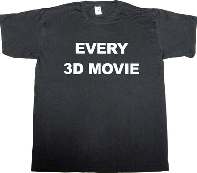 3d obsolete hollywood decadence t-shirt ephemeral-t-shirts