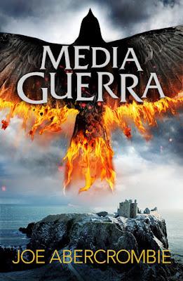 LIBRO - Media Guerra   Serie | Saga - El Mar Quebrado 3  Joe Abercrombie (Fantascy - 7 enero 2016)  NOVELA FANTASIA | Edición papel & Digital ebook kindle  Comprar en Amazon España