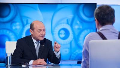 Traian Băsescu, Románia, bevándorlás, migráció, menekült-kvótarendszer, vorbeste liber tvr, TVR