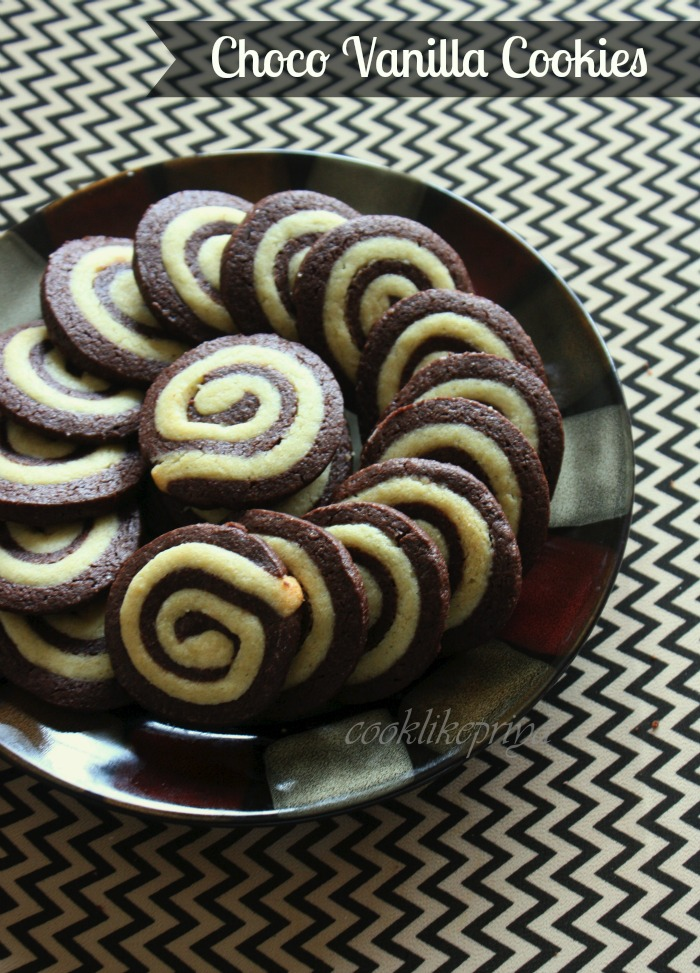 Cook Like Priya Pinwheel Cookies Guest Post For Malabar Ruchi