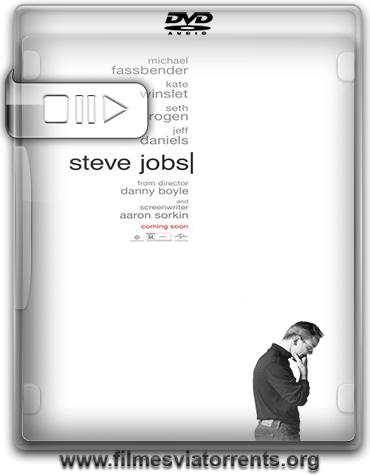 Steve Jobs Torrent - DVDSCR Legendado (2015)