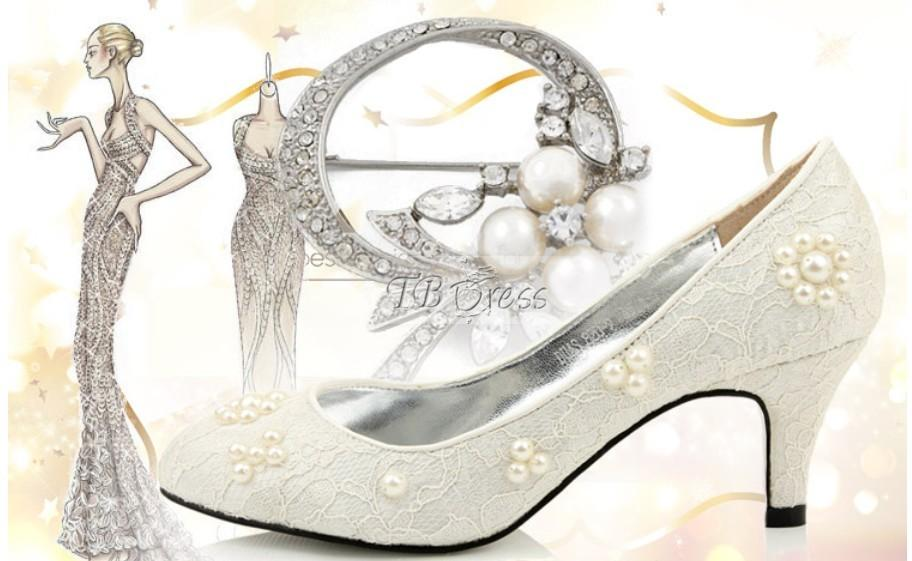 Perfect Wedding High Heels