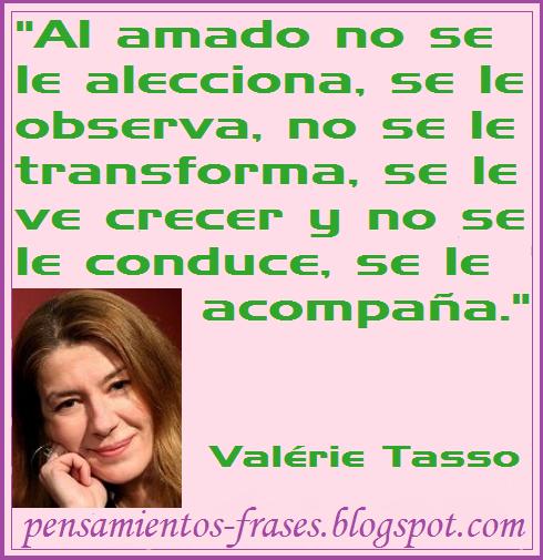 frases de Valérie Tasso