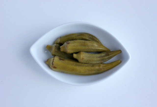 Easy Pickled Okra, Pickled Okra Recipe, Pickling Okra, Blue Jean Gourmet