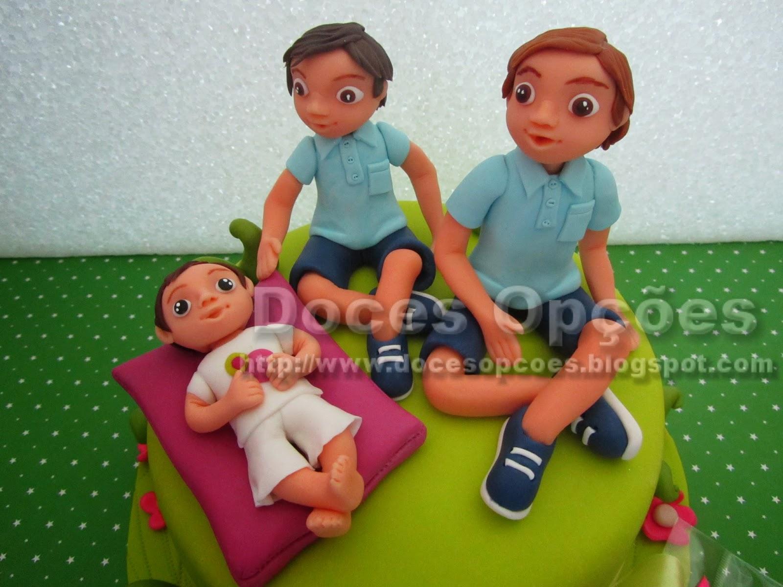 bolo filhos