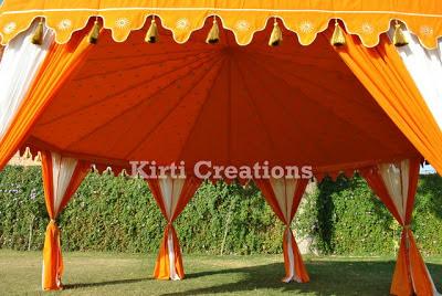 Garden Tent Sale
