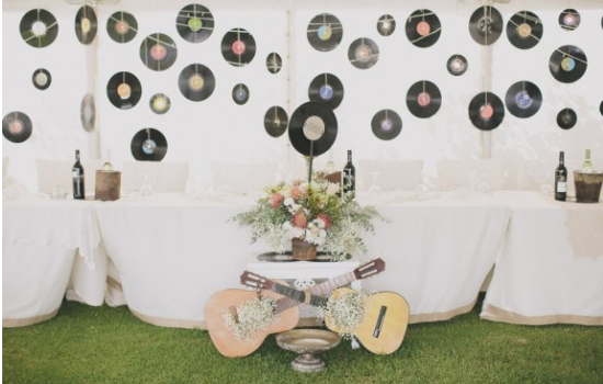 matrimonio tema musica, rock'n'roll wedding