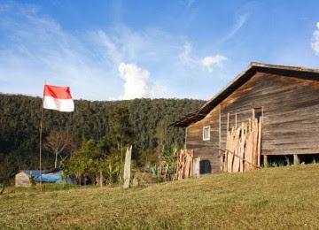 HUT OPM Situasi Perbatasan RI-PNG Aman Terkendali