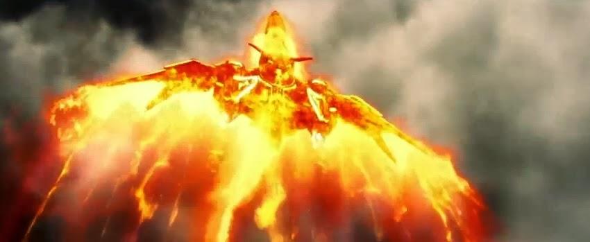 battle of the planets fiery phoenix - photo #19