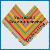 Sucrettes Granny Poncho
