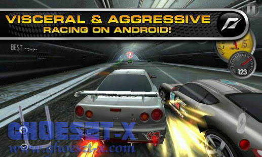 Need For Speed Shift V2.0.8 For Android