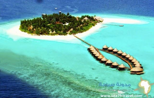 أجمل الفنادق في جزر المالديف