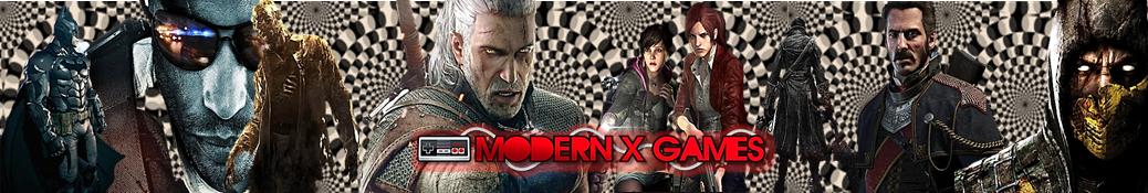 Modern X Games - O Site de Games que mais te deixa interligado