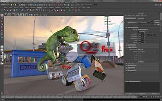 Autodesk maya 3013 - imagen1