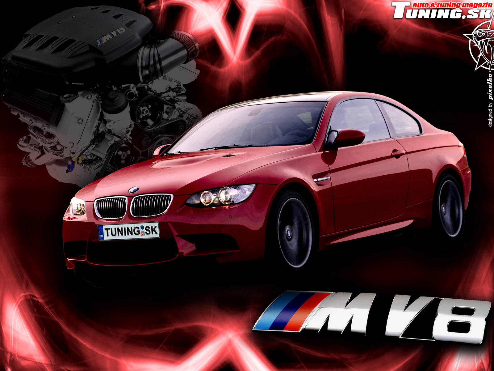 BMW M3 Wallpaper